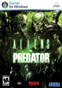 Aliens vs. Predator (2010) (от 1-го лица)