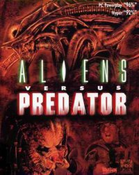 Aliens vs Predator Gold (от 1-го лица)