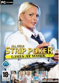 All Star Strip Poker - Girls At Work (Эротические)