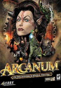 Arcanum: Of Steamworks and Magick Obscura  RPG ()