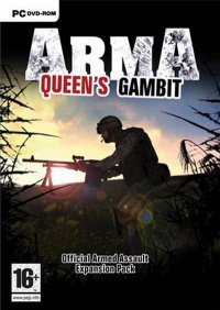 Armed Assault: Queen`s Gambit (от 1-го лица)