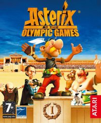 Asterix at the Olympic Games (Аркада)