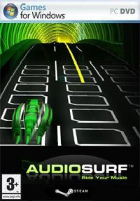Audiosurf (Аркада)