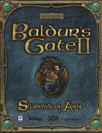 Baldur`s Gate 2: Shadow Of Amn (4cd) (RPG)