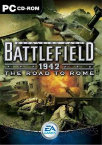 BattleField 1942: Road to Rome (от 1-го лица)