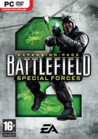 BattleField 2: Special Forces (от 1-го лица)