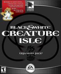 Black & White Creature Isle (Обычные RTS)