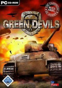 Blitzkrieg: Green Devils (Обычные RTS)