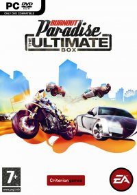 Burnout Paradise: The Ultimate Box (Гонки)