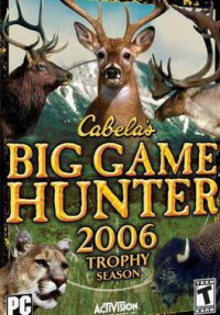 Cabelas Big Game Hunter 2006 Trophy Season (Симуляторы)