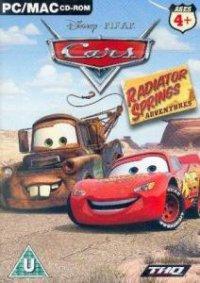 Cars: Radiator Springs Adventure (Аркада)