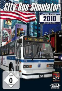 City Bus Simulator 2010 - New York (Симуляторы)