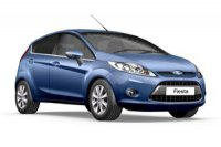 Ford Fiesta 5dr (2009)