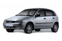 Lada (ВАЗ) Lada 1119 (Lada Kalina)