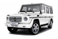 Mercedes-Benz Mercedes Benz G-Class 5dr (W463)