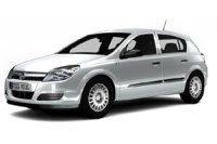 Opel Astra H Хэтчбек 5dr