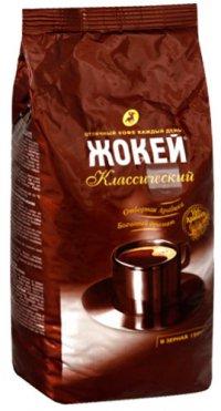 Кофе в зёрнах ТМ Жокей