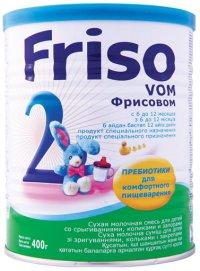 Заменитель грудного молока С 6 месяцев ТМ Friso