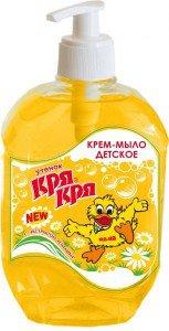 Жидкое мыло Для детей ТМ Кря-Кря