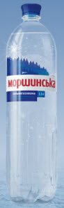 Вода Минеральная Газированная ТМ Моршинська