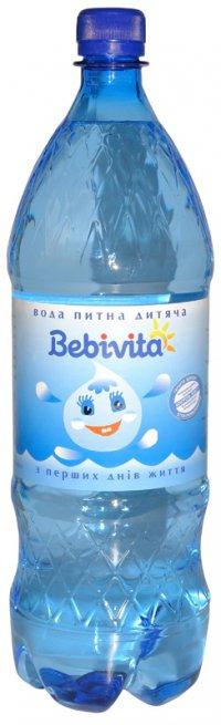 Вода Для детей ТМ Bebivita
