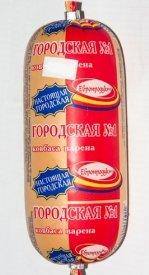 Колбаса вареная ТМ Європродукт - Городская N1
