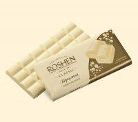 Шоколад Белый ТМ Roshen