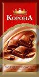 Шоколад Молочный ТМ Корона