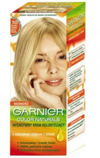 Краска для волос ТМ Garnier color natural