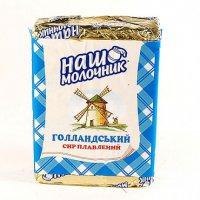 Сыр плавленный ТМ Наш молочник