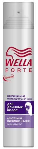 Лак Сильной фиксации ТМ Wella Forte