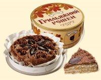 Торт Суфлейный ТМ Roshen