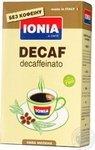 Кофе молотый ТМ Ionia