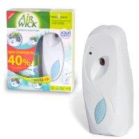 Освежитель воздуха Спрей-набор Сменный флакон ТМ Air Wick