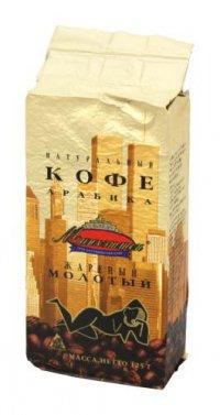 Кофе молотый ТМ Manhattan