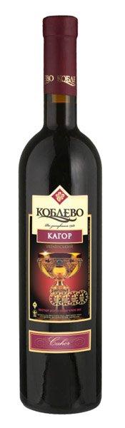 Вино Украины Красное Десертное ТМ Коблево