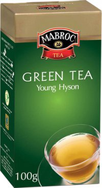 Чай зелёный ТМ Mabroc