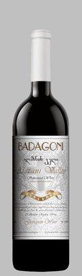 Вино Грузии Белое Полусладкое ТМ Badagoni