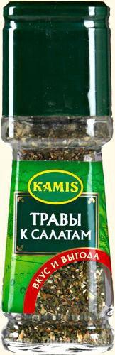Приправа К салату ТМ Kamis