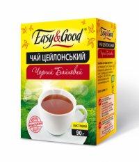 Чай чёрный ТМ Easy&Good