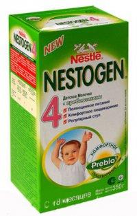 Заменитель грудного молока С 18 месяцев ТМ Nestogen