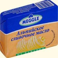 Масло ТМ Meggle