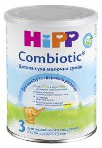 Заменитель грудного молока С 10 месяцев ТМ HiPP