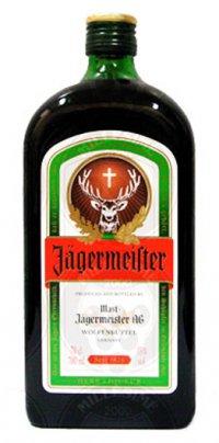 Ликёр Германия ТМ Jägermeister