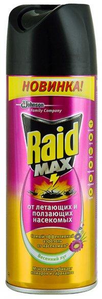 Средство против комаров ТМ Raid