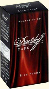 Кофе молотый ТМ Davidoff