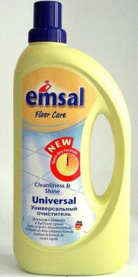 Засіб для прибирання Универсальный Для пола и стен ТМ Emsal