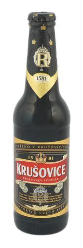 Пиво Тёмное ТМ Krusovice