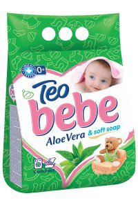 Детский стиральный порошок ТМ TEO Bebe