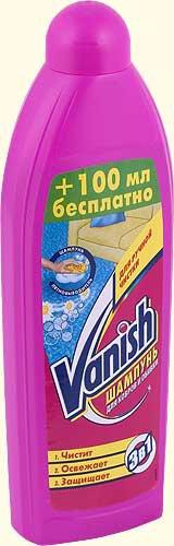 Чистячий засіб для Ковров ТМ Vanish